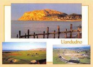 Postcard Llandudno, North Wales Multiview by Judges C31503 #12A107