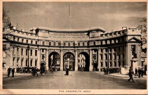 Tucks London Series The Admiralty Arch
