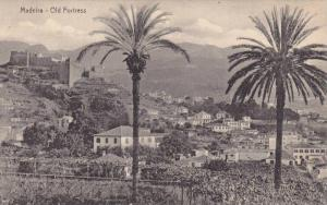 Old Fortress, Madeira, Portugal, 1900-1910s