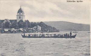 Rattviks kyrka , boat , Sweden , 00-10s Church