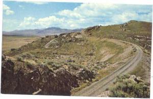 Big Fill, Golden Spike National Historic Site Utah UT