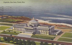 Capitolio, Capitol, San Juan, Puerto Rico, PU-1955