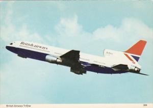 British Airways TriStar