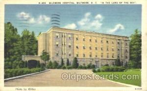 Medical Hospital, Sanitarium Postcard Postcards Biltmore Hospital, Biltmore, ...