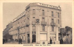 BF8013 angouleme hotel des trois piliers france       France