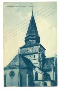 L'Eglise, Le Grand-Quevilly (Seine-Maritime), France, 1900-1910s