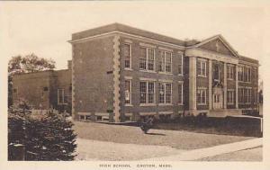 Groton High School, Groton, Massachusetts, 00-10s