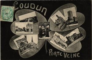 CPA LOUDUN Porte Veine (255684)