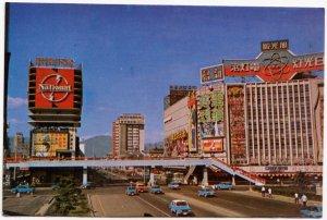 Taiwan, Taipei, Chunghwa Shopping Street, unused Postcard