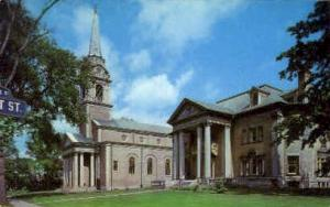 First Presbyterian Church Utica NY Unused