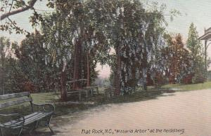 Wistaria Arbor at Heidelberg, Flat Rock, North Carolina,1900-10s