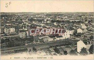 Postcard Old Vichy Vue Generale