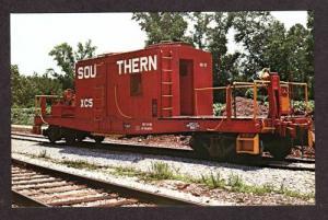 SC Southern Caboose Train DORCHESTER SOUTH CAROLINA PC
