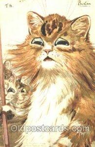 Artist Louis Wain Postcard Post Card 1902