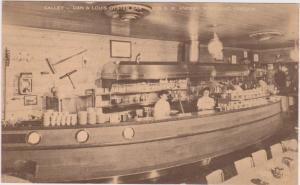 Interior, Galley, Dan & Louis Oyster Bar, PORTLAND, Oregon, 00-10s