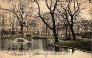 CPA St-ÉTIENNE Square Marengo (400201)