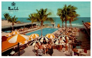 Florida  Miami Beach Monte Carlo Motel