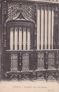 Cathedrale, Cloture Des Chapelles, Evreux (Eure), France, 1900-1910s