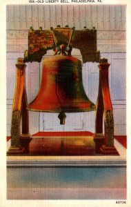 Pennsylvania Philadelphia Old Liberty Bell
