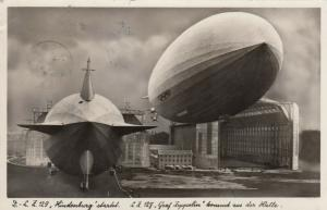 RP Blimps GRAF ZEPPELIN (L.Z.127) & HINDENBURG (L.Z.129), Germany, 1936