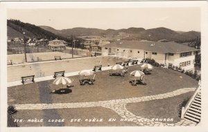 RP: STE. ADELE EN HAUT, Quebec , Canada , 30-40s; Ste. Adele Lodge