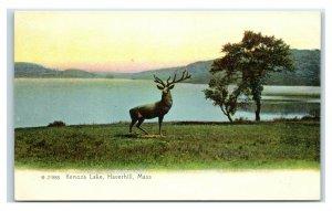 Postcard Kenoza Lake, Haverhill, Mass Y65