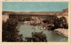 CPA Murviel-Les Beziers Pont de Reals (255556)