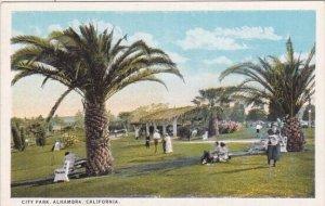 City Park Alhamber California