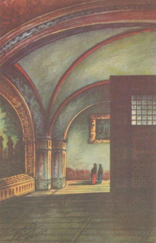 TEPOTZOTLAN, Mexico, 1900-10s; Museum