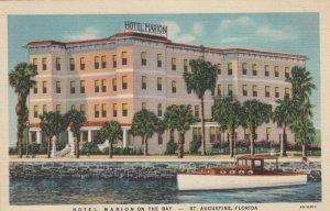 ST. AUGUSTINE , Florida, 1930-40s ; Marion Hotel