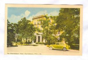 The Charlottetown Hotel , Charlottetown , P.E.I., PU-1952