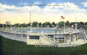 Athletic Park Swimming Pool - Anderson, Indiana IN