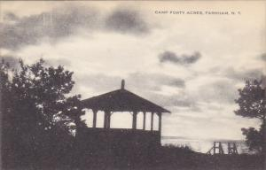 Camp Forty Acres Farnham New York Artvue
