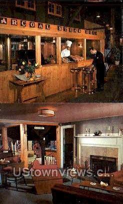 Old Blacksmith Restaurant Whitman Ma Unused