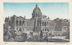HARRISBURG, Pennsylvania, 1901-07; New Pennsylvania Capitol