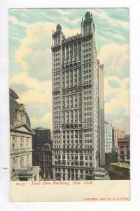 Park Row Building, New York,00-10s