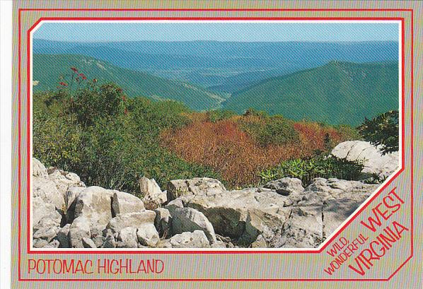 West Virginia Potomac Highland Allegheny Mountains