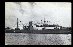 ca0038 - Ben Line Cargo Ship - Benratha , built 1956 - postcard