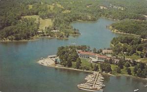 Aerial view of the luxurious Tides Inn,  Irvington,  Virginia,  PU_1965