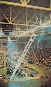 Elvin Bale Aerial Ace~Ringling Bros-Barnum & Bailey Combined Circus Show~1976
