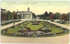 D/B Sunken Gardens on the Paseo Kansas City Missouri MO