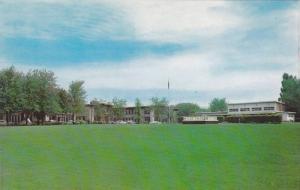 Exterior,  Veteran's Hospital,  Ste. Anne De Bellevue,  Quebec,  Canada,   40...