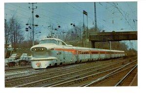 Pennsylvania Railroad Aerotrain, Paoli 1956, Train