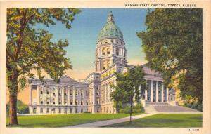Kansas Topeka  State Capitol