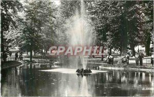Postcard Moderne Vichy (Allier) Queen of Basin Water to Cities in the Great P...