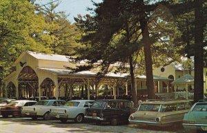 ISLE LA MOTTE, Vermont, 1950-1960s; St. Anne's Shrine