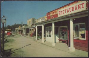 Rockerville Gold Town,SD Postcard BIN