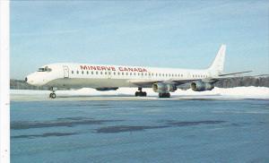 Canada Minerva Canada McDonnell Douglas DC-8-61