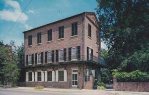 Exterior,  Ante Bellum Home,  York,  South Carolina,  40-60s