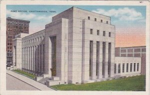 Post Office Chattanooga Tennessee 1953